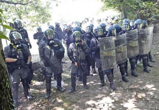 Accade in Valsusa – storie di ordinaria intimidazione (e repressione)