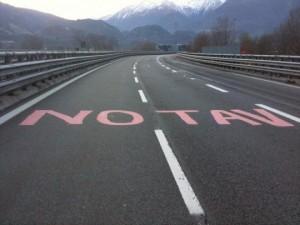 Non Nevica! E' tutta colpa dei #notav!