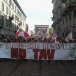 Occupyamo piazza Affari diretta da infoaut.org