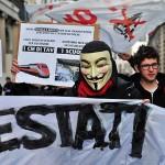 Komitato Giovani No Tav a Firenze:il preside non concede l'aula al Liceo