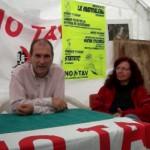Querelato Paolo Ferrero per aver denunciato la militarizzazione della Valle