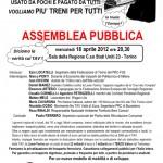 18/04 Diciamo la verità sul Tav! Assemblea Pubblica a Torino