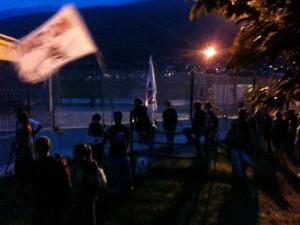 MERCOLEDI' 31 AGOSTO ORE 18.00 NO TAV APPUNTAMENTO PRESIDIO CHIOMONTE (aggiornamenti in diretta!FOTO e VIDEO)