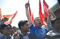 Il movimento No Tav della Val di Susa sostiene la lotta dei lavoratori Fincantieri