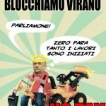 GLI STUDENTI NO TAV LASCIANO A CASA VIRANO! comunicato Komitato Giovani No Tav KGN