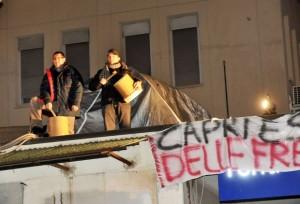 La stazione di Torino Porta Nuova bloccata!